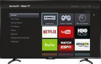 Sharp 55 LC-55LB481U 1080p Smart LED HDTV With Roku