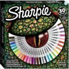 Sharpie Permanent Markers 30-ct.