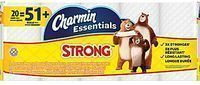 Charmin Essentials Strong Toilet Paper Giant Roll 20-Pack