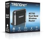 Trendnet AC750 Dual-Band 802.11ac Wireless Router