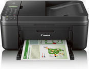 Canon PIXMA Wireless Color Printer/Scanner/Copier - MX492