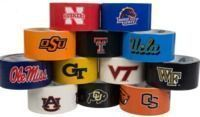 6 Rolls College Themed Duct Tape