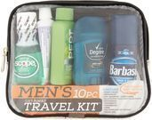 Man on the Go Men's Get Away Travel Kit