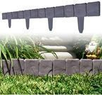 TerraTrade 10pc Cobblestone Flower Bed Border
