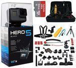 GoPro HERO5 Black Edition + 64GB Card + 45pc Accessory Kit