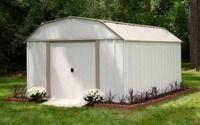 Arrow 10' x 12' Barn Roof Storage Building