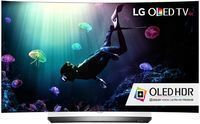 LG 65 Curved 4K Ultra HD OLED TV - OLED65C6P