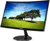 SAMSUNG 390 Series C24F390 Glossy Black 24 Curved Monitor