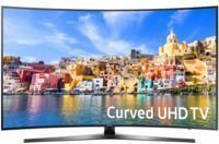 Samsung 43 Curved 4K 2160p WiFi LCD Ultra HD Smart TV