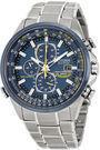 Citizen Men's AT8020-54L Blue Angels Steel Eco-Drive Watch