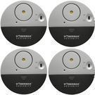 Doberman Security Ultra-Slim Window Alarm 4-Pack
