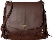 LAUREN Ralph Lauren Cobden Saddle Bag Messenger Medium