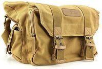 BESTEK Waterproof Canvas DSLR Camera Shoulder Bag