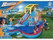 Banzai Slide 'N Soak Splash Par