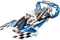 2x LEGO Technic Hydroplane Racers