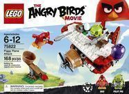 Lego Angry Birds Piggy Plane Attack Building Kit