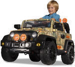 Dynacraft Surge Camo Battery Powered Ride-On