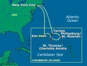 10-Nt Caribbean Cruise from NYC