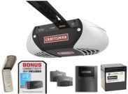 Craftsman 1 HPS Belt Drive Garage Door Opener w/ Gateway