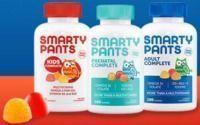 BOGO 50% Off SmartyPants Vitamins