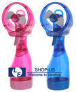 Portable Handheld Cooling Water Spray Misting Fan - 2 Colors