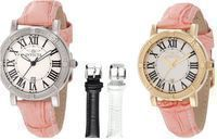 Invicta Wildflower Watch W/ 2 Leather Bands