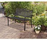 Mainstays Slat Garden Bench