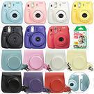 Instax Mini 8 Fujifilm Instant Camera + Case & 20 Film Sheet