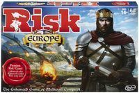 Hasbro Risk Europe Game
