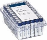 Insignia AAA Batteries 60-Pack