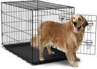 42'' 2-Door Dog Crate