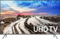 Samsung 65 Smart LED 4K Ultra HD TV - UN65MU8000