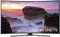 Samsung 55 Curved 4K UHD Smart TV UN55MU6500F + $250 GC