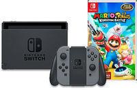 Nintendo Switch Mario + Rabbids Kingdom Battle Bundle