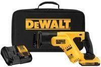 DeWalt  20V Max Cordless Compact Reciprocating Saw (Refurb)