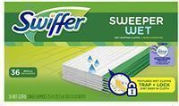 Swiffer Sweeper Wet Pad Refill 36-Pack