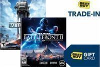 Best Buy - $10 Coupon Toward Star Wars Battlefront 2 w/ Trade In