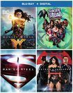 DC 4-Film Bundle (Blu-Ray + Digital)