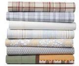 Cuddl Duds Twin Flannel, Fleece or Microfiber Sheet Sets
