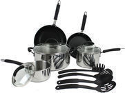 Farberware 12-Pc Non-Stick Cookware Set | FARBER-76794