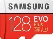 Samsung EVO Plus 128GB microSD Memory Card