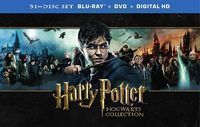 Harry Potter: Hogwarts Collection (Blu-Ray/DVD/Digital)