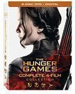 The Hunger Games: Complete 4 Film Collection (DVD/Digital)