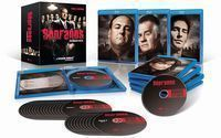 The Sopranos: The Complete Series (Blu-ray/Digital)