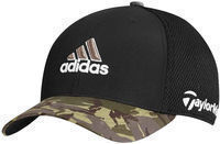 Adidas Mesh FlexFit Black/Camo Camouflage Hat