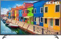 Insignia 50 LED 2160p Smart 4K UHD Roku TV