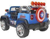 Dynacraft Avengers 12V 4X4 Ride-On