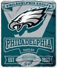 NFL Team Logo Large Fleece Throw Blanket