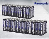 Panasonic Heavy-Duty AA or AAA Batteries (100pk)