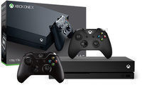 Xbox One X 1TB Console + Extra Wireless Controller